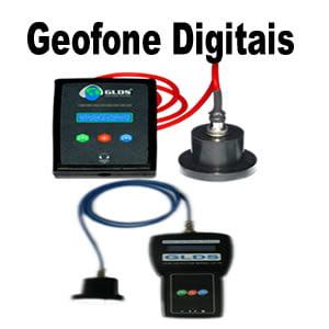 Geofone Digitais